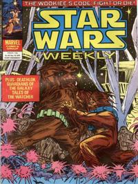 Cover Thumbnail for Star Wars Weekly (Marvel UK, 1978 series) #95