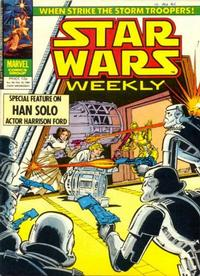 Cover for Star Wars Weekly (1978 series) #104