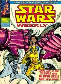 Cover Thumbnail for Star Wars Weekly (Marvel UK, 1978 series) #112