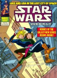 Cover Thumbnail for Star Wars Weekly (Marvel UK, 1978 series) #114