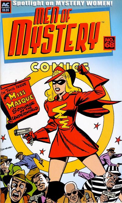 Cover for Men of Mystery Comics (AC, 1999 series) #68