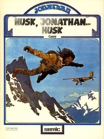 Cover for Jonathan (1979 series) #[nn]
