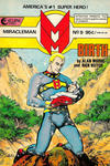 Cover for Miracleman (Eclipse, 1985 series) #9