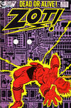 Cover for Zot! (Eclipse, 1984 series) #25