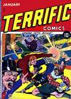 Cover for Terrific Comics (Temerson / Helnit / Continental, 1944 series) #1