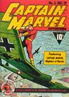 Cover for Captain Marvel Adventures (Fawcett, 1941 series) #5