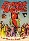 Cover for Captain Marvel Adventures (Fawcett, 1941 series) #6