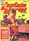Cover for Captain Marvel Adventures (Fawcett, 1941 series) #32