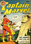 Cover for Captain Marvel Adventures (Fawcett, 1941 series) #33