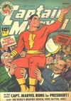 Cover for Captain Marvel Adventures (Fawcett, 1941 series) #41