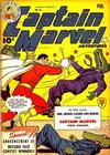 Cover for Captain Marvel Adventures (Fawcett, 1941 series) #43