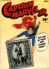 Cover for Captain Marvel Jr. (Fawcett, 1942 series) #21