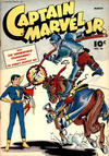 Cover for Captain Marvel Jr. (Fawcett, 1942 series) #36