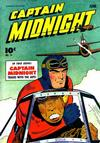 Cover for Captain Midnight (Fawcett, 1942 series) #21