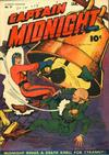 Cover for Captain Midnight (Fawcett, 1942 series) #27