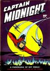 Cover for Captain Midnight (Fawcett, 1942 series) #42