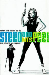 Cover Thumbnail for Steed and Mrs. Peel (Eclipse; Acme Press, 1990 series) #2