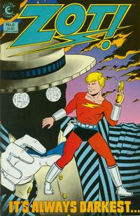 Cover Thumbnail for Zot! (Eclipse, 1984 series) #6