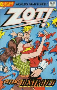 Cover for Zot! (Eclipse, 1984 series) #14