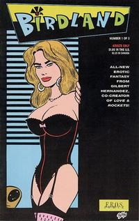 Cover Thumbnail for Birdland (Fantagraphics, 1990 series) #1