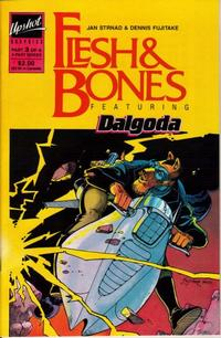 Cover Thumbnail for Flesh and Bones (Fantagraphics, 1986 series) #3