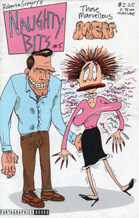 Cover Thumbnail for Naughty Bits (Fantagraphics, 1991 series) #5