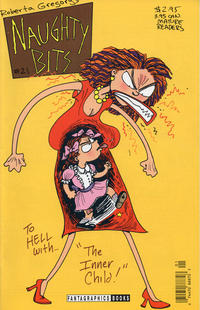 Cover Thumbnail for Naughty Bits (Fantagraphics, 1991 series) #21
