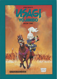 Cover Thumbnail for Usagi Yojimbo (Fantagraphics, 1987 series) #1 [1st - 7th printings]