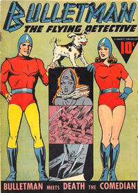 Cover Thumbnail for Bulletman (Fawcett, 1941 series) #14