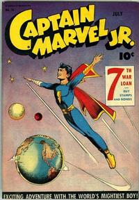 Cover Thumbnail for Captain Marvel Jr. (Fawcett, 1942 series) #31