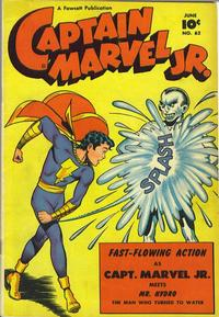 Cover Thumbnail for Captain Marvel Jr. (Fawcett, 1942 series) #62
