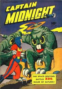 Cover Thumbnail for Captain Midnight (Fawcett, 1942 series) #64