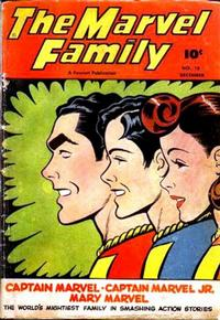 Cover Thumbnail for The Marvel Family (Fawcett, 1945 series) #18