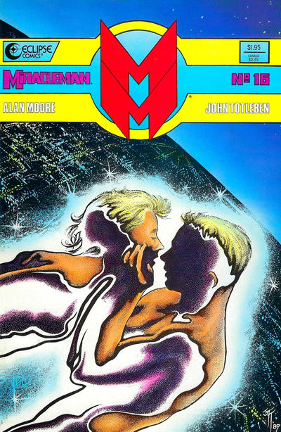 Cover for Miracleman (Eclipse, 1985 series) #16