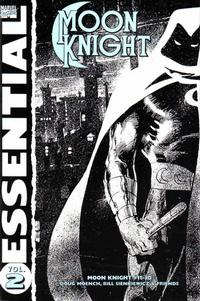 Cover Thumbnail for Essential Moon Knight (Marvel, 2006 series) #2