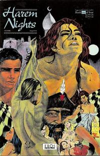 Cover Thumbnail for Harem Nights (Fantagraphics, 1993 series) #1