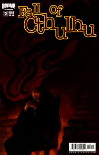 Cover for Fall of Cthulhu (2007 series) #2 [Cover A]