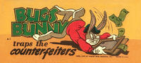 Cover Thumbnail for Bugs Bunny [Quaker Oats / Popped Wheat - A Series] (Western, 1949 series) #1