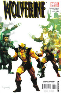 Cover Thumbnail for Wolverine (Marvel, 2003 series) #59