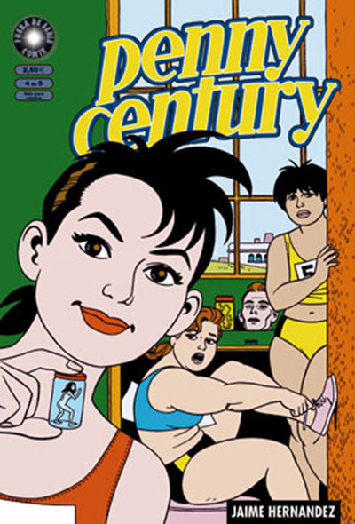 Cover for Penny Century (2004 series) #4
