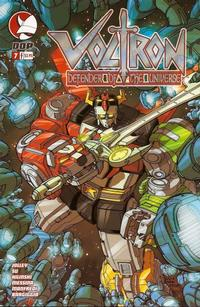 Cover Thumbnail for Voltron: Defender of the Universe (Devil's Due Publishing, 2004 series) #7