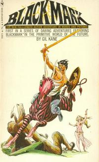 Cover Thumbnail for Blackmark (Bantam Books, 1971 series) #S5871