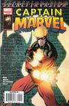 Cover for Captain Marvel (Marvel, 2008 series) #5