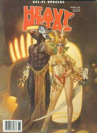 Cover Thumbnail for Heavy Metal Special Editions (Metal Mammoth, Inc., 1992 series) #v12#1 - Sci-Fi