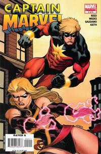Cover Thumbnail for Captain Marvel (Marvel, 2008 series) #2