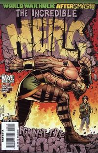 Cover Thumbnail for Incredible Hulk (Marvel, 2000 series) #112