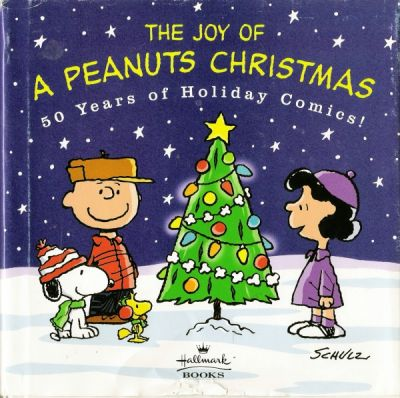 Cover for The Joy of a Peanuts Christmas (Hallmark Books, 2000 series) #[nn]