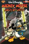 Cover for Walt Disney's Mickey Mouse Adventures (Gemstone, 2004 series) #10