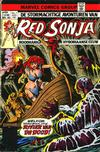Cover for Red Sonja (Oberon, 1981 series) #7
