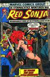 Cover for Red Sonja (Oberon, 1981 series) #8
